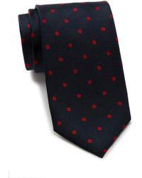 Thomas Pink - Barton Spot Silk Tie - Lyst