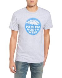 Casual Industrees - Pnw 2 T-shirt - Lyst