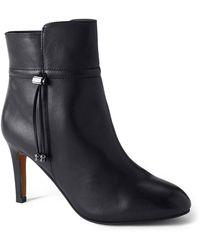 Lands' End - Tassel Dress Boot - Lyst