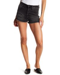 Vigoss - Distressed Frayed Shorts - Lyst
