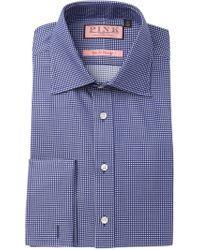Thomas Pink - Johnson Textured Slim Fit Dress Shirt - Lyst