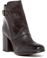 Miz Mooz - Noel Textured Leather Boot - Lyst