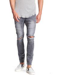 KUWALLA - Shotgun Slim Fit Jeans - Lyst