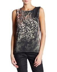 NÜ - Sleeveless Tank - Lyst