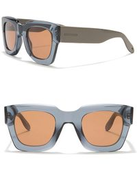 Givenchy - 48mm Square Sunglasses - Lyst