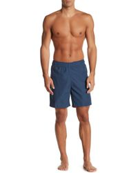 03676dcd7559 TRUNKS SURF AND SWIM CO - Reversible Printed Sano Shorts - Lyst