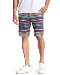 William Rast - Baine Slim Fit Shorts - Lyst