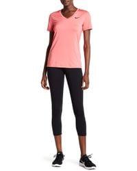 Nike - Club Futura Cropped Leggings - Lyst