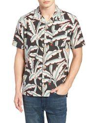 Levi's - Hawaiian Short Sleeve Shirt - Lyst