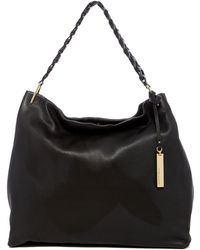 Vince Camuto - Ruedi Leather Hobo Bag - Lyst