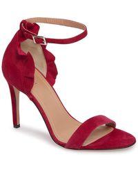 LEWIT - Regina Ankle Strap Sandal - Lyst