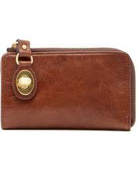 Hobo - Jace Leather Wallet - Lyst