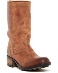 PLDM - Casper Leather Pull-on Boot - Lyst