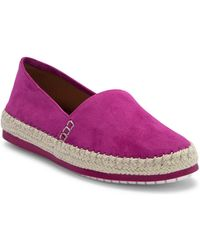 Me Too - Remi Suede Moc Loafer (women) - Lyst