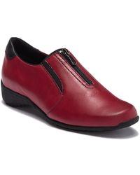 Munro - Berkley Slip-on Leather Sneaker - Multiple Widths Available - Lyst