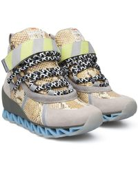 Camper - Together Himalayan Willhelm High Top Trainer - Lyst