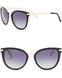 4ec33ab3f4230e Lyst - Ted Baker Women s Laine Cat Eye Sunglasses