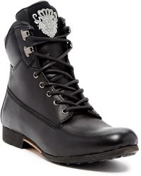 Blackstone - Classic Lace-up Mid Boot - Lyst