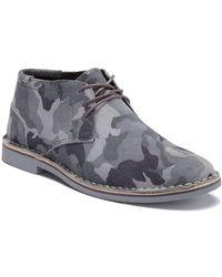 Kenneth Cole Reaction - Desert Sun (rust) Men's Lace-up Boots - Lyst