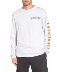 Wesc - Makai Graphic T-shirt - Lyst