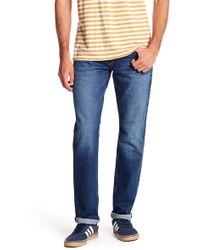 Hudson Jeans - Byron Straight Leg Jeans - Lyst