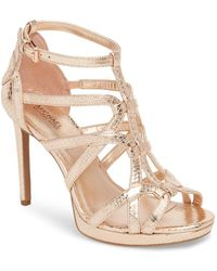 MICHAEL Michael Kors - Sandra Platform Sandal (women) - Lyst
