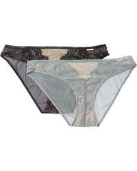 819705946 Vince Camuto - Liza Bikini Panties - Pack Of 2 - Lyst