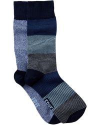 Frye - Tonal Crew Socks - Pack Of 2 - Lyst