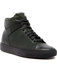 Frye | Owen High Top Leather Sneaker | Lyst