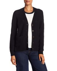 Madewell - Textured Cardigan - Lyst
