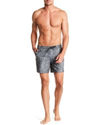 Tavik - Belmont Printed Pool Shorts - Lyst