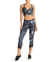Betsey Johnson - Printed Leggings - Lyst