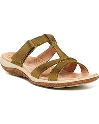 Acorn - C2g Lite T-strap Sandal - Lyst