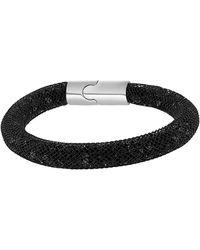8a97fb2ececed Stardust Crystal Filled Mesh Bracelet