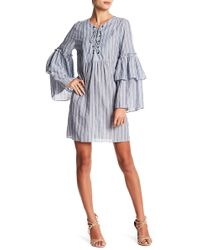 BCBGMAXAZRIA - Charlyze A-line Dress - Lyst