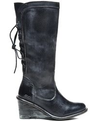 Bed Stu - Empress Leather Boot - Lyst