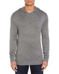 Calibrate - Knit Hoodie - Lyst