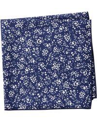 Original Penguin - Brooks Floral Pocket Square - Lyst