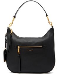 Marc Jacobs - Recruit Leather Satchel - Lyst