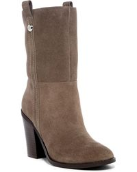 Nine West - Howl Suede Boot - Lyst