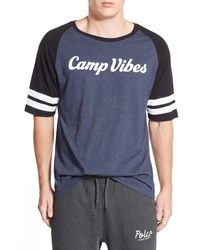 Poler Stuff - 'camp Vibes' Football Jersey - Lyst