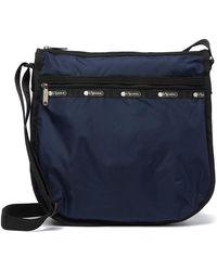 LeSportsac - Rebecca Large Top Zip Crossbody Bag - Lyst