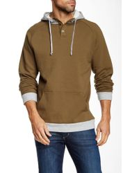 United By Blue - Auckland Two-tone Pullover Hoodie - Lyst