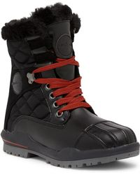 Santana Canada - Sauble Weatherproof Faux Fur Boot - Lyst