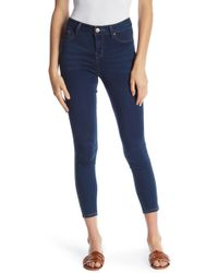 1822 Denim - Butter High Rise Ankle Skinny Jeans - Lyst