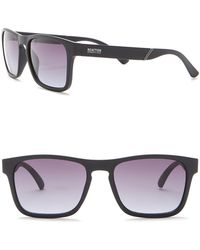 Kenneth Cole Reaction - 54mm Square Sunglasses - Lyst