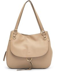 Vince Camuto - Barna Leather Tote - Lyst