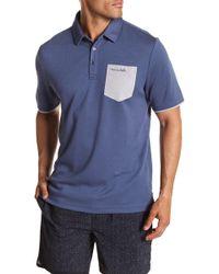 Travis Mathew - Wycoff Polo Shirt - Lyst