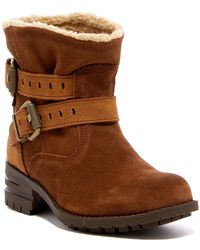 Caterpillar - Jory Faux Shearling Lined Bootie - Lyst