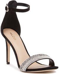 ALDO - Celri Ankle Strap Sandal - Lyst